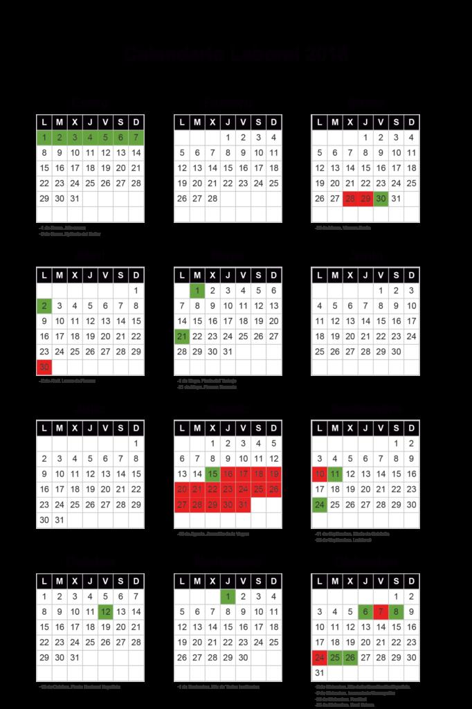 calendario-laboral-2018